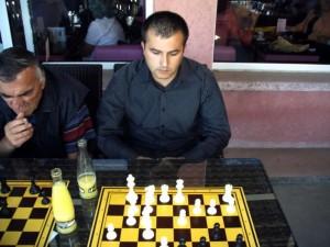 Йордан Асенов от шахматен клуб Сливнишки герой Сливница